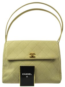 Chanel Tote in Beiges