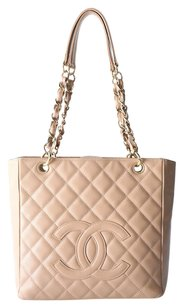 Chanel Tote in Nude