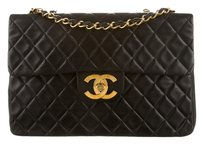 Chanel Xl Maxi Jumbo Vintage Flap Shoulder Bag