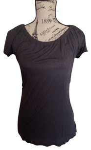 Charlotte Russe Top Gun metal grey
