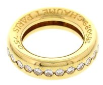 Chaumet Ladies Chaumet 18k Yellow Gold Diamond Ring