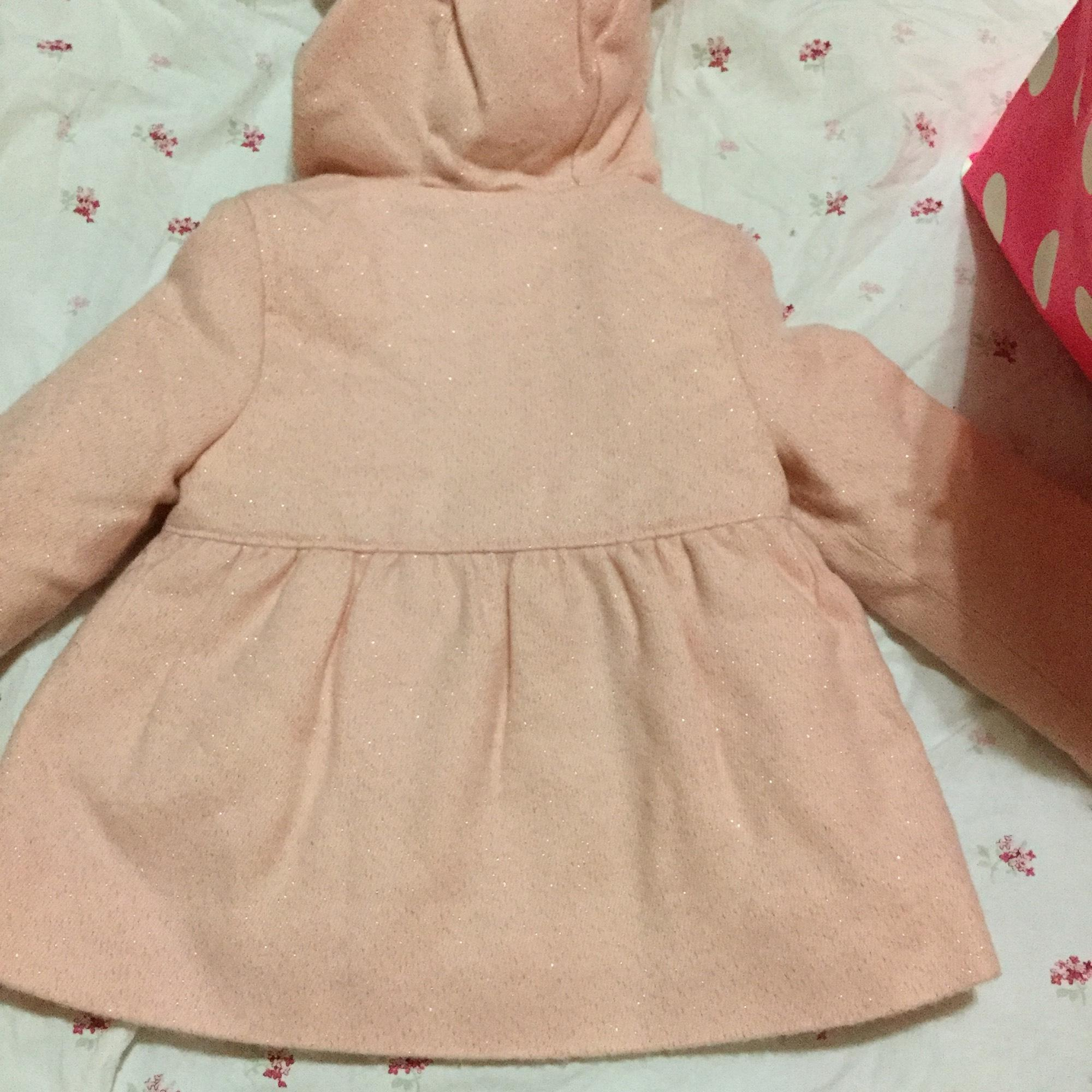 Cherokee Pink Infant Clothing Sweater Pullover Size 8 M