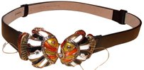 Chico's Kissing Fish Chico's Belt M/L