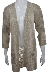Chico's Chicos Womens Tan Beige Sweater