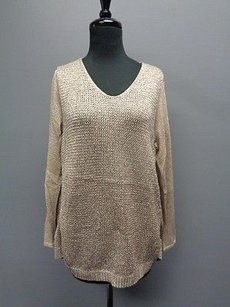 Chico's Chicos Thin And Knit Long Sweater
