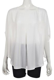 Chico's Womens Casual Shirt Top White