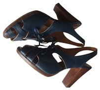 Chie Mihara Blue Sandals