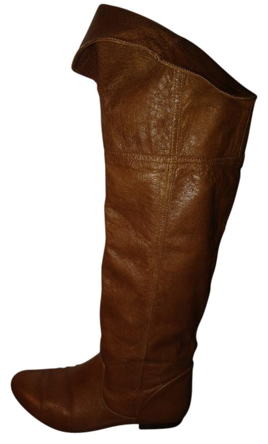 Chinese Laundry Overtheknee Fall Tall Cognac Boots