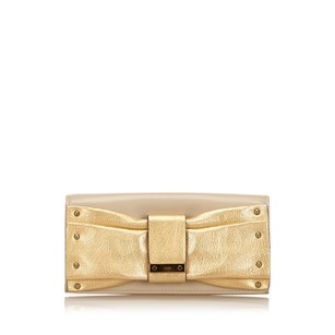 Chloé Beige,brown,gold,leather,6hclco004