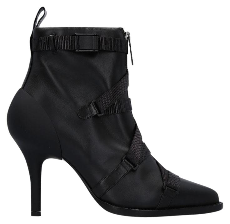 Chloé Black Tracy Leather Buckle Boots/Booties Size EU 39 (Approx. US 9) Regular (M, B)