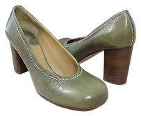 Chloe Classics Greens Pumps