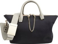 Chloé Chloe Baylee Leather Shoulder Bag