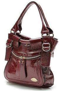 Chloé Chloe Patent Leather Shoulder Bag