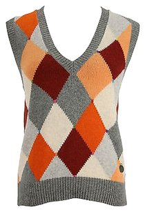 Chloé Chloe Ls2c100 Vest Sleeveless Womens Sweater