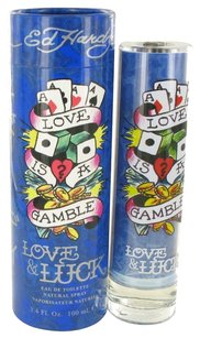 Christian Audigier Love & Luck By Christian Audigier Eau De Toilette Spray 3.4 Oz