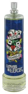 Christian Audigier LOVE & LUCK ~ Men's Eau deToilette Spray (TESTER) 3.4 oz
