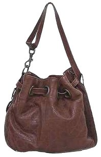 Dior & Shoppers Tote in Brown
