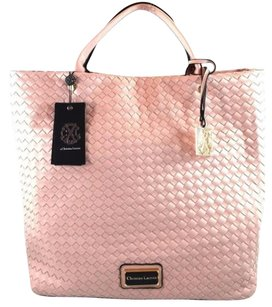 Christian Lacroix Lourmain Satchel in Pink