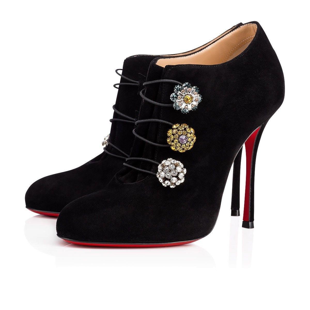 free shipping release dates Christian Louboutin Bootoni 100 ... discount order Cheapest ccf1HDB