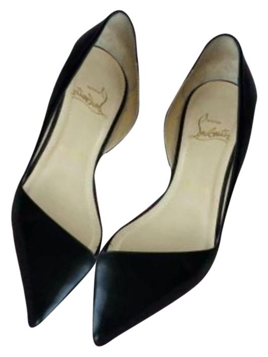 Christian Louboutin Newton 70 Leather Pumps outlet huge surprise with mastercard online free shipping with paypal JmzW2