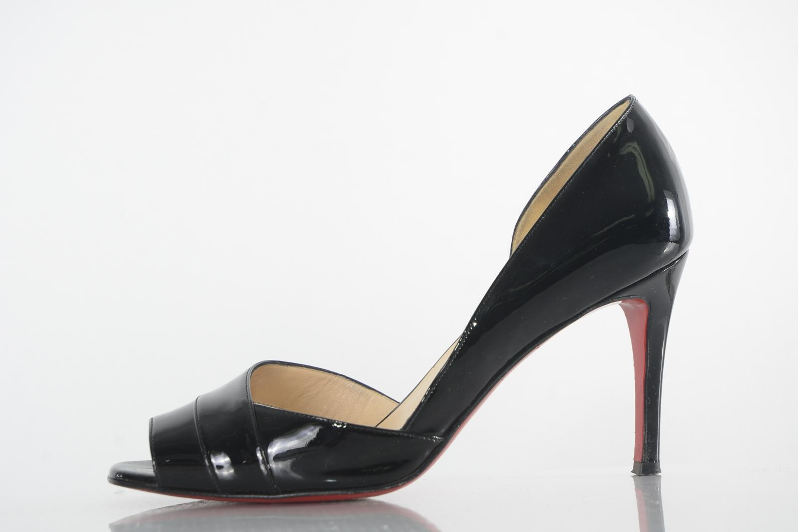 Christian Louboutin Escadre Peep-Toe Pumps outlet big sale buy cheap lowest price under $60 online free shipping explore order XBbreP