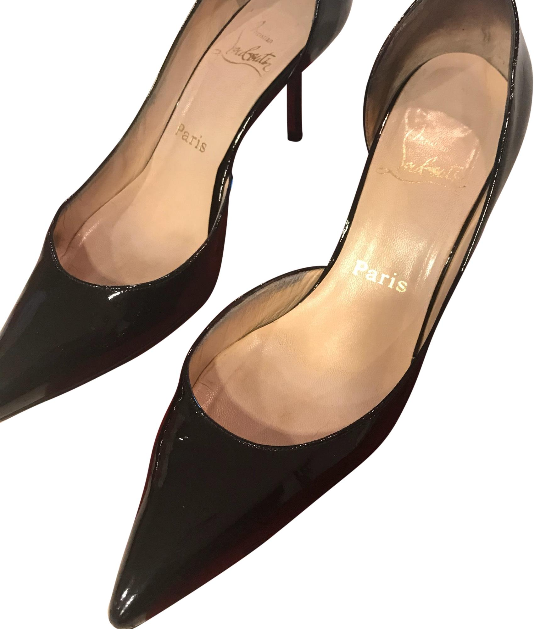 Christian Louboutin Sixties Leather Pumps buy cheap amazing price YUz4R7Y3