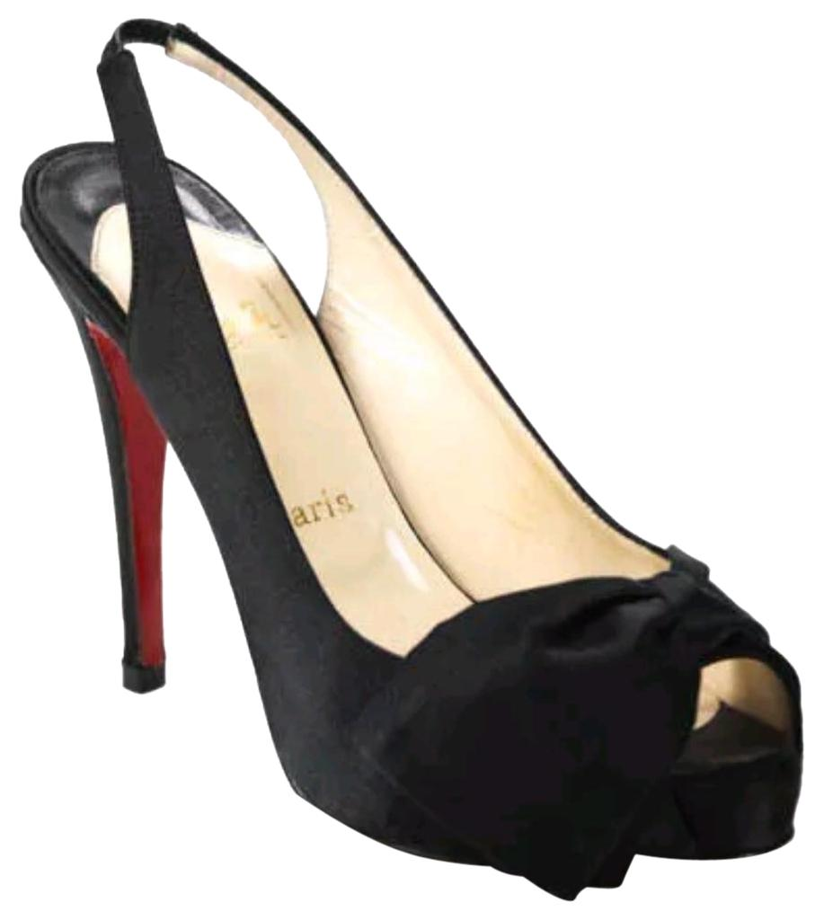 ab054cde79c ... where to buy christian louboutin black pumps 52fc4 24eef
