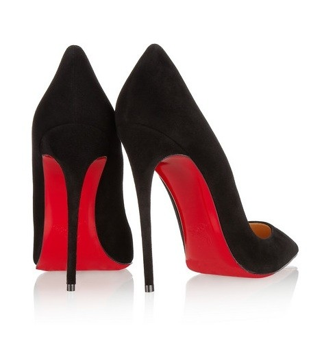 48eb829be315 ... Man Woman   Christian Louboutin Black Suede Suede Suede So Kate Pumps  Size US 8.5 ...