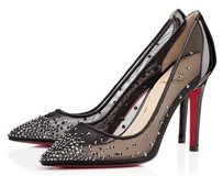 Christian Louboutin Body Black Pumps