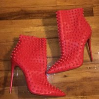 Christian Louboutin Corazon Boots