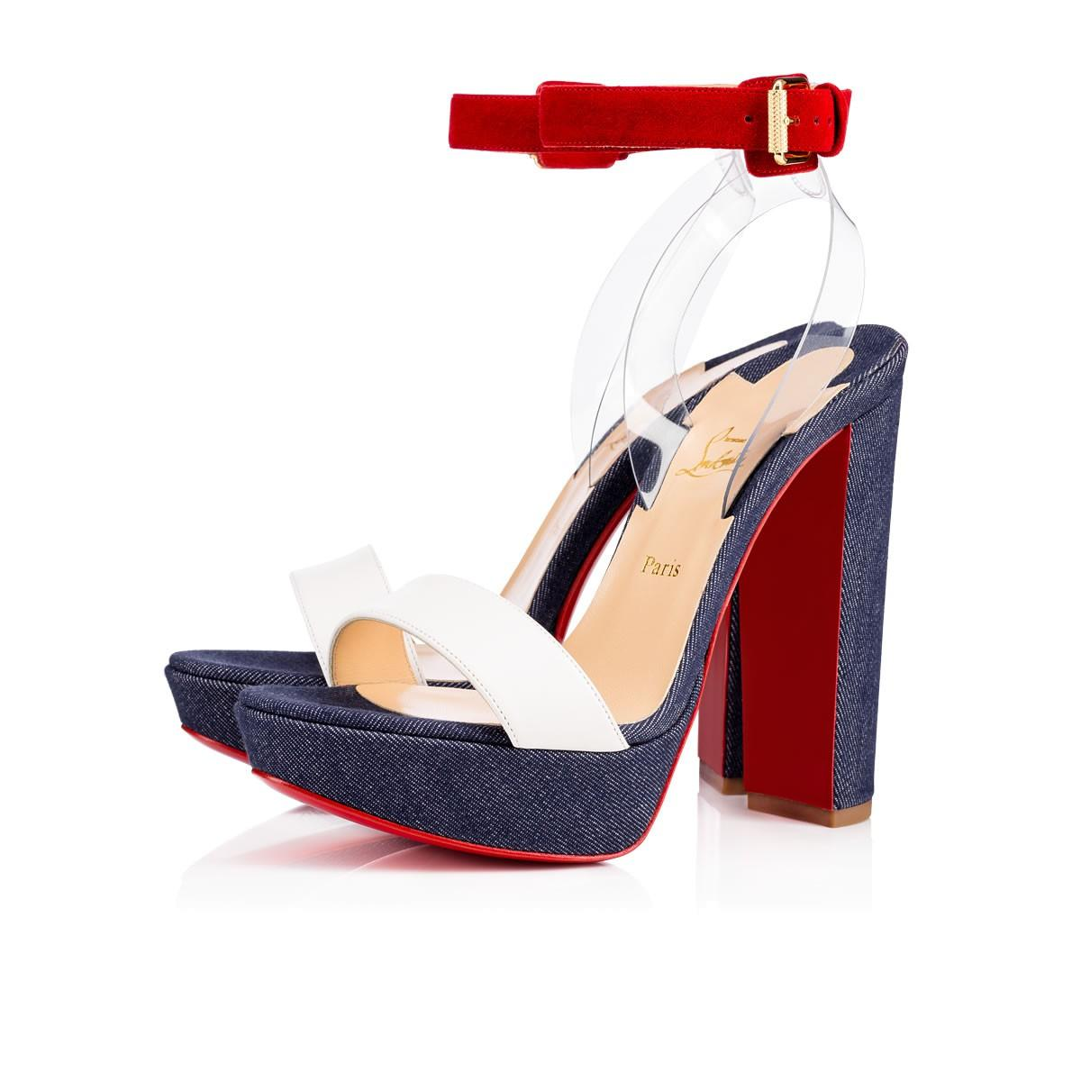 Christian Louboutin Cherry 140 Sandals factory outlet ucGILa