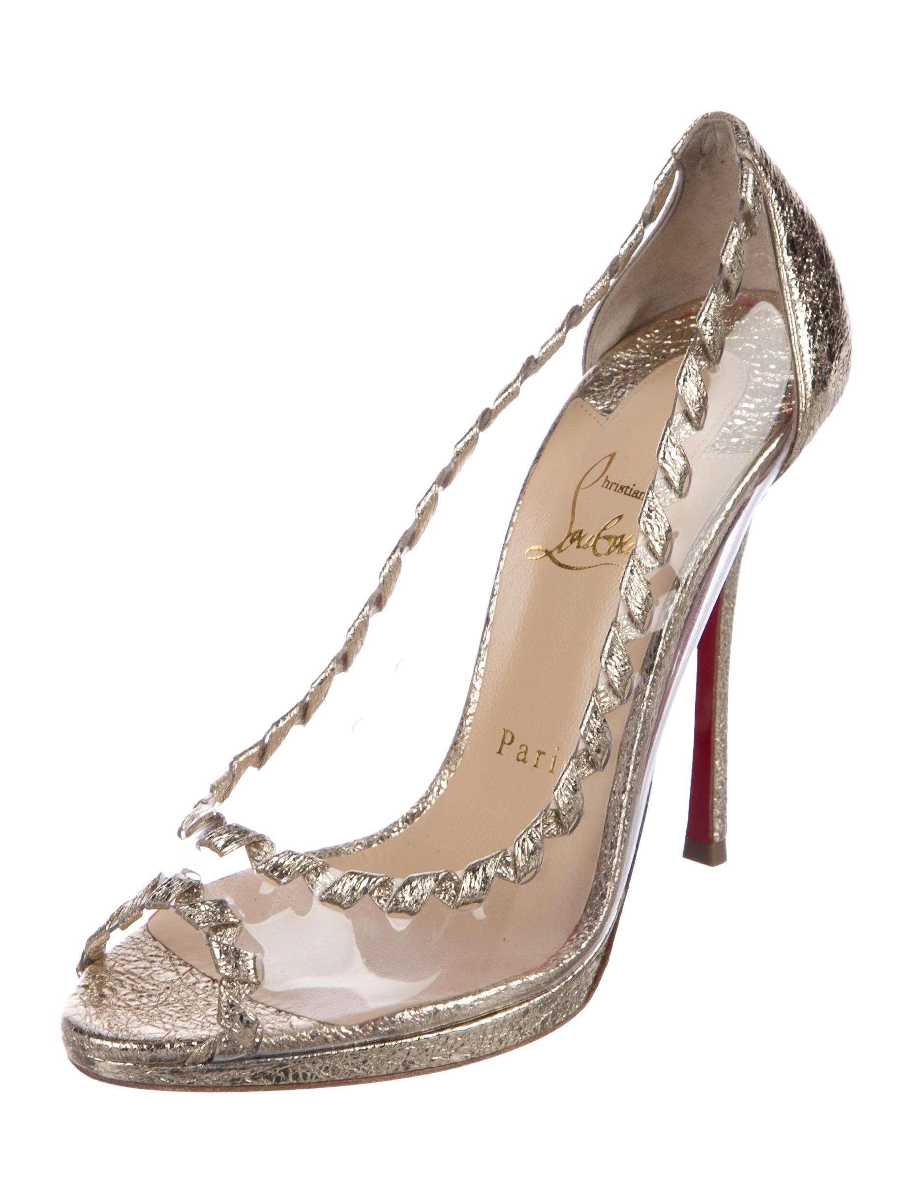 831e1be3b72d ... ireland christian louboutin peep sandals pumps 42463 5adc7