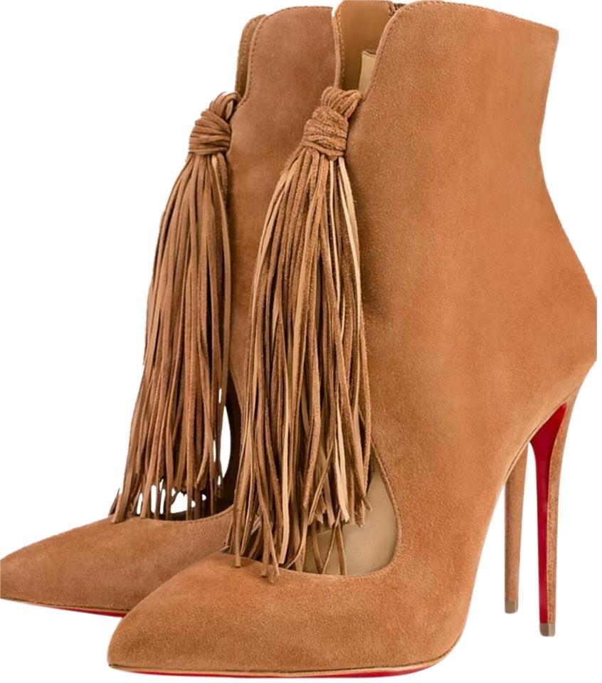 Christian Louboutin Noisette Platforms Size US 10.5 Regular (M, B)