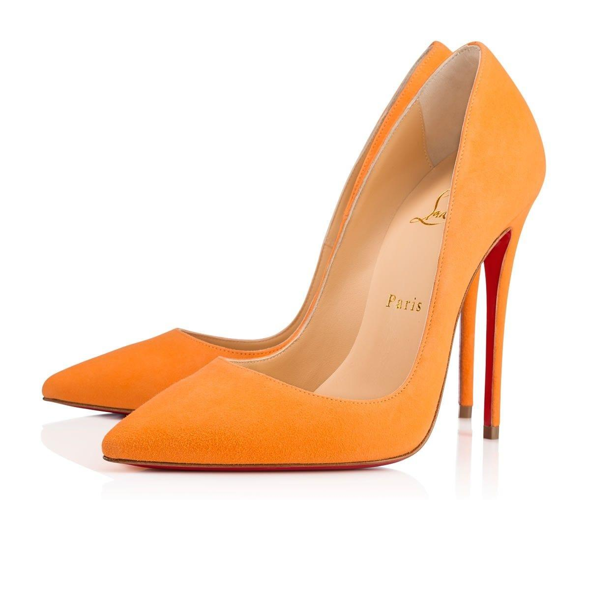 louboutin orange