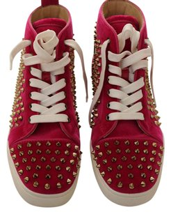 Christian Louboutin Pink Athletic