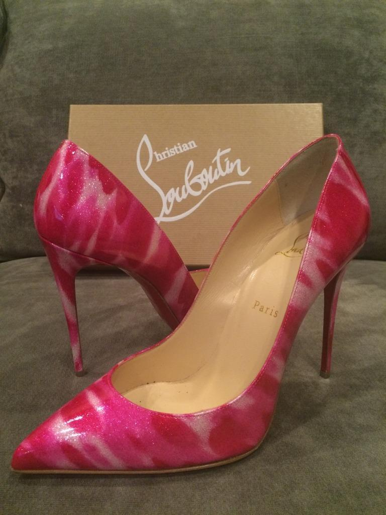 christian louboutin cuirs belge kate cuirs louboutin 38 pompes ffe499
