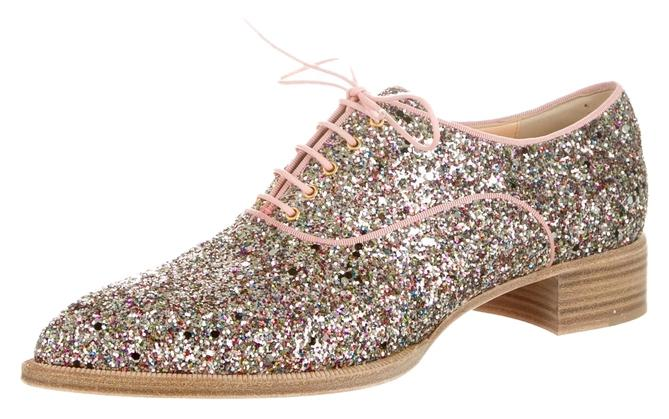 louboutin Oxford Multicolore