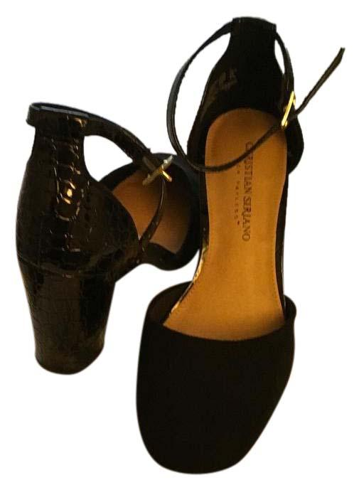 85fb793a7b2 gold lou boutins size christian siriano shoes online