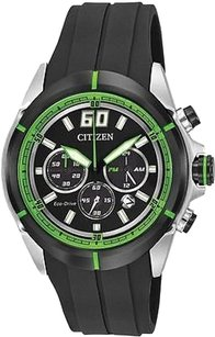 Citizen Citizen Drive Brt Chronograph Rubber Mens Watch Ca4109-01e