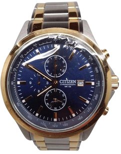 Citizen Citizen Mens Two-tone Stainless Steel Watch An3514-59l Links Defective
