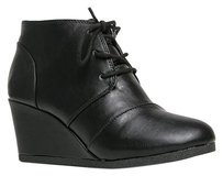 City Classified Black Boots