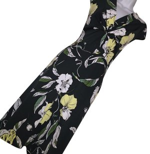 Green/yellow/white Maxi Dress by Classiques Entier