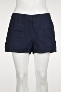 Club Monaco Womens Shorts Navy
