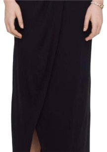Club Monaco Maxi Skirt Black