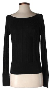 Club Monaco Silk Scoop-neck Sweater