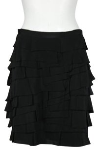 Club Monaco Womens Skirt Black