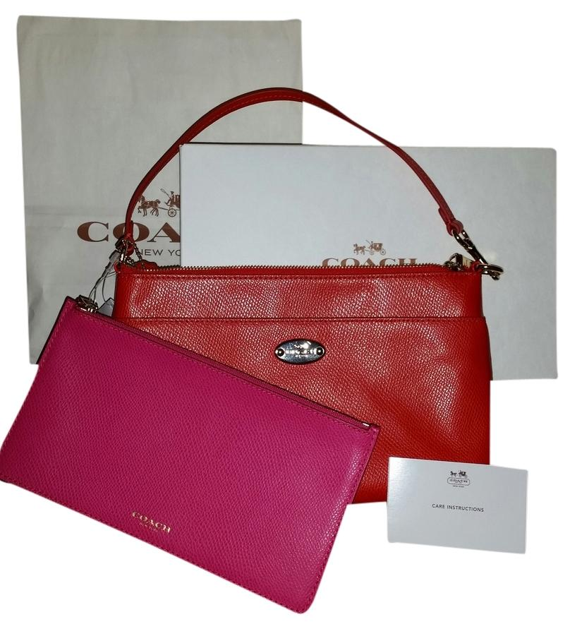... authentic pink coach bags up to 90 off at tradesy bbfb2 99239 195f80c3bc