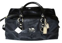 Coach Dooney Bourke Gucci Chanel Tote in Black