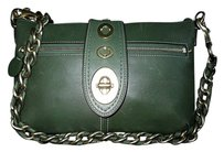 Coach Dooney Louis Vuitton Gucci Channel Rare Greens Clutch