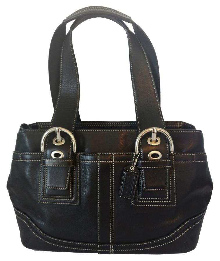Coach Leather Designer Shoulder Bag high-quality - www ...